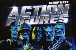 Chief Keef - Action Figures